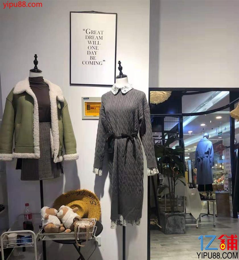 大坪商圈23㎡服装店1.8万急转