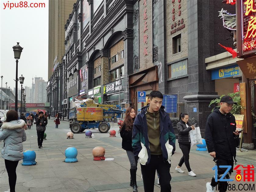 红光 龙城国际 商业街 奶茶小吃店转让!
