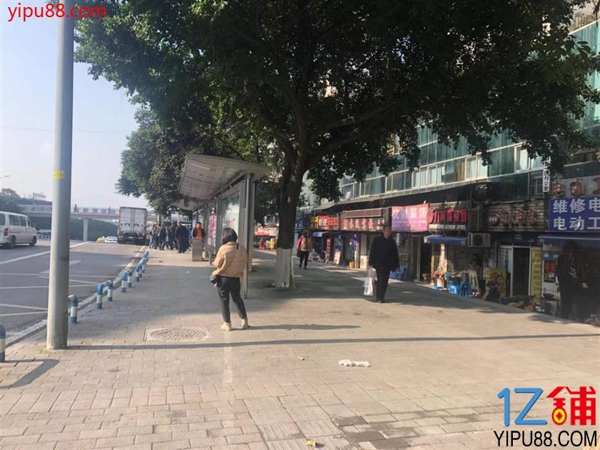 公交车站10年老店茶楼+客栈低价转让