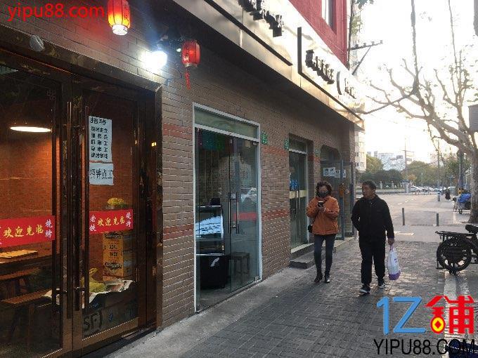 沿街 烧烤店带证转让(一房东)