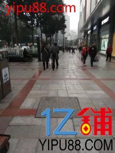 三峡广场美食街30平旺铺4.8万转让{不限行业}