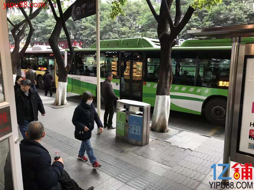 小龙坎公交车旁边旺铺转让