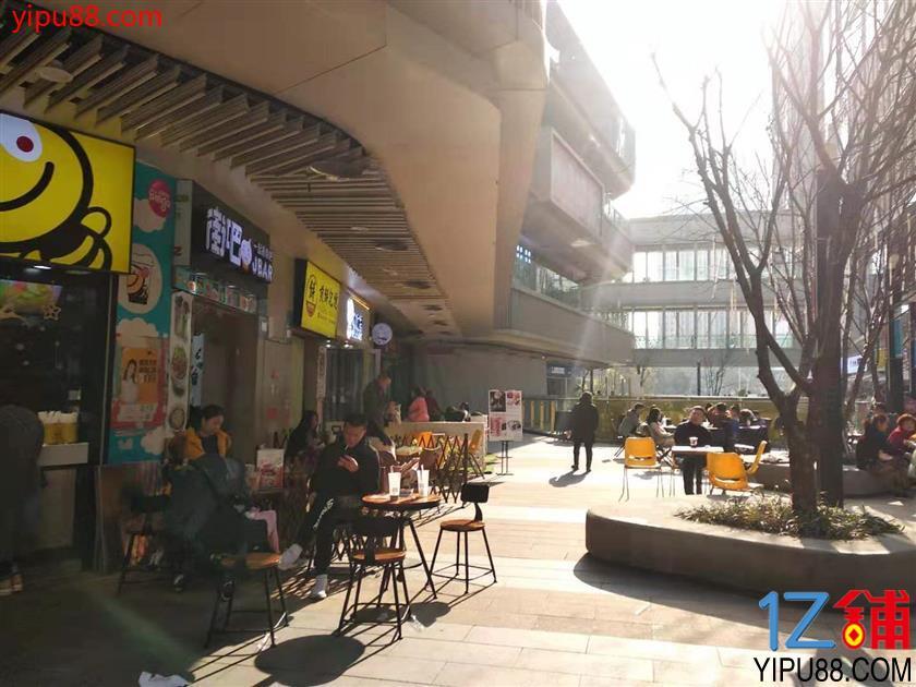 江北商业街26平米临街门面低价急转