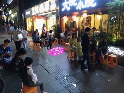 北城天街最繁华地段火锅店转让(32方天然气)
