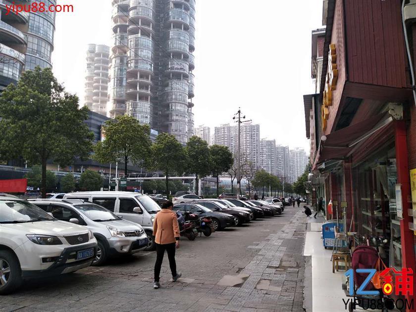 成熟老社区门口37㎡旺铺转让(无行业限制)