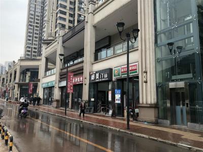万达广场旁成熟社区便利店转让