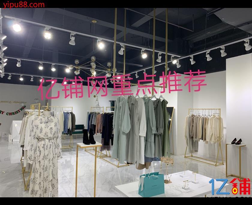 茶园公租房商圈精装服装店转让(可空转)