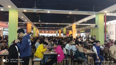 急需用钱,重庆工程学院万人校区食堂窗口3万整转!!