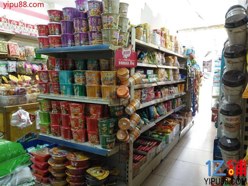 南门口丁字路口日均营业额5000以上超市转让