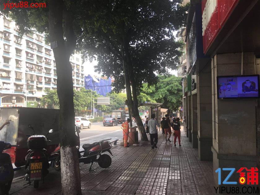 回兴公交车站临街旺铺(动力电)