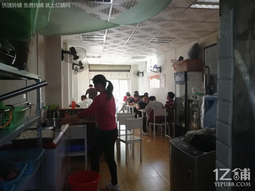 中南大学北校区50㎡蒸菜馆转让(可做餐馆,小吃,奶茶)