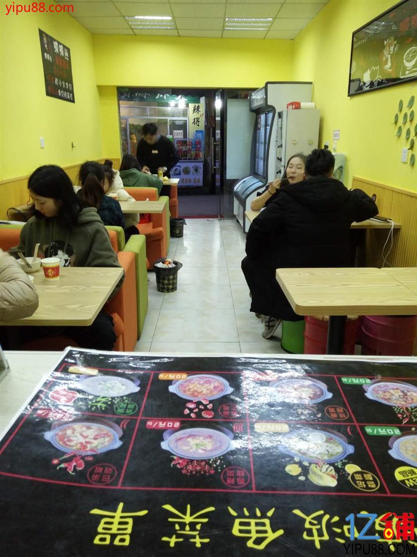 9万急转万人校区美食街40㎡特色餐饮店(行业不限)