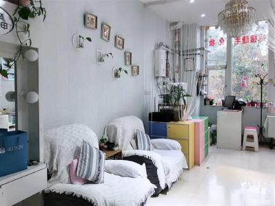 锦江 几个万人小区+超便宜房租 美甲旺铺低价转了(可空转)