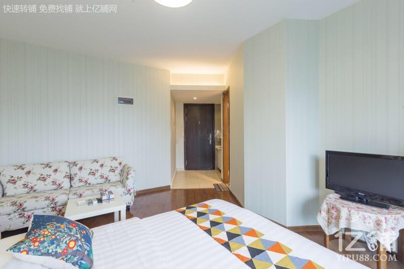 小龙坎正街盈利酒店式公寓转让