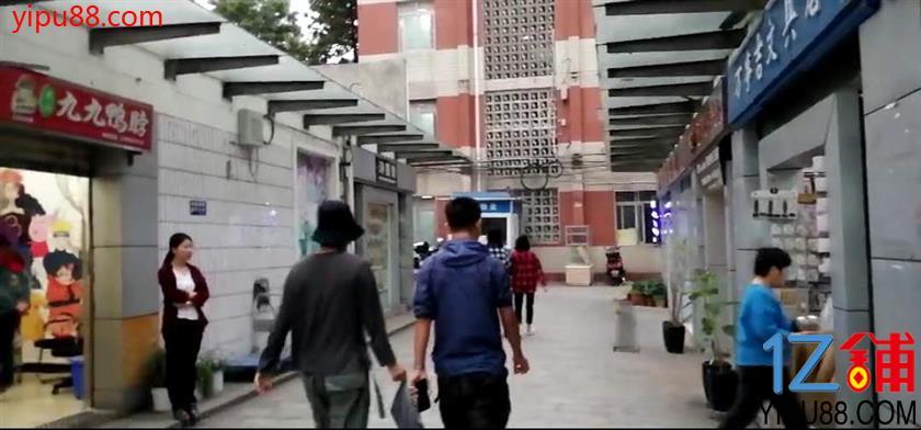 锦江 川师 学生服务中心  服装旺铺优转