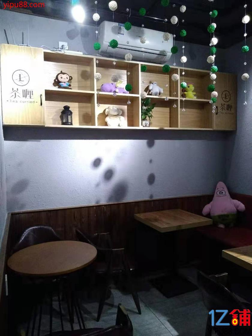 锦江  学校内奶茶店  7万带设备优价急转