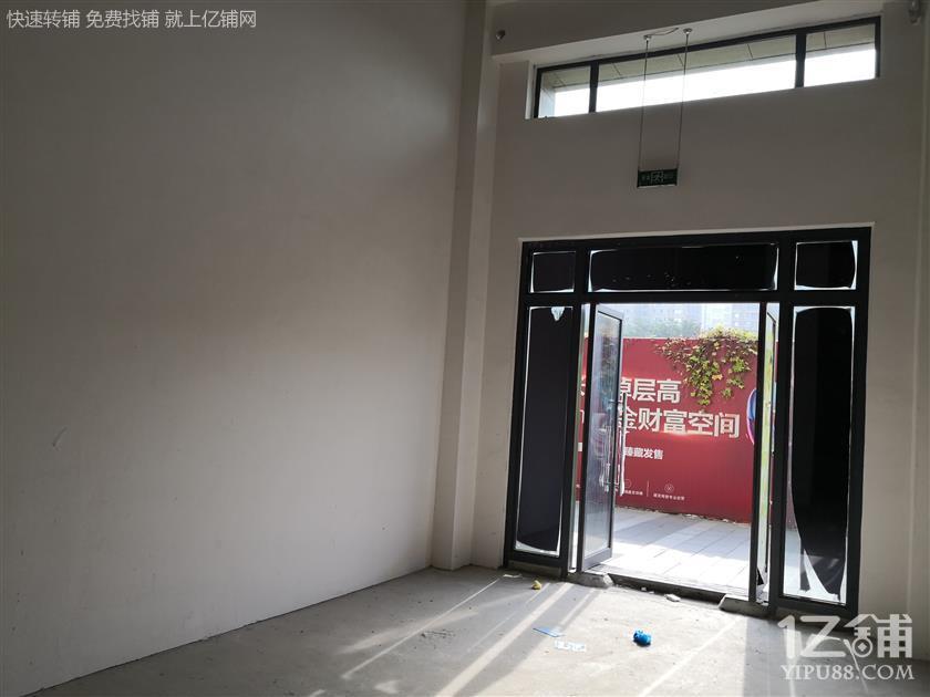 房东亏本急售高新区建发鹭洲国际底商新铺、紧邻伊藤