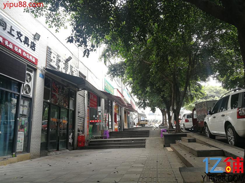 九龙坡小学旁边100平米空门面出租