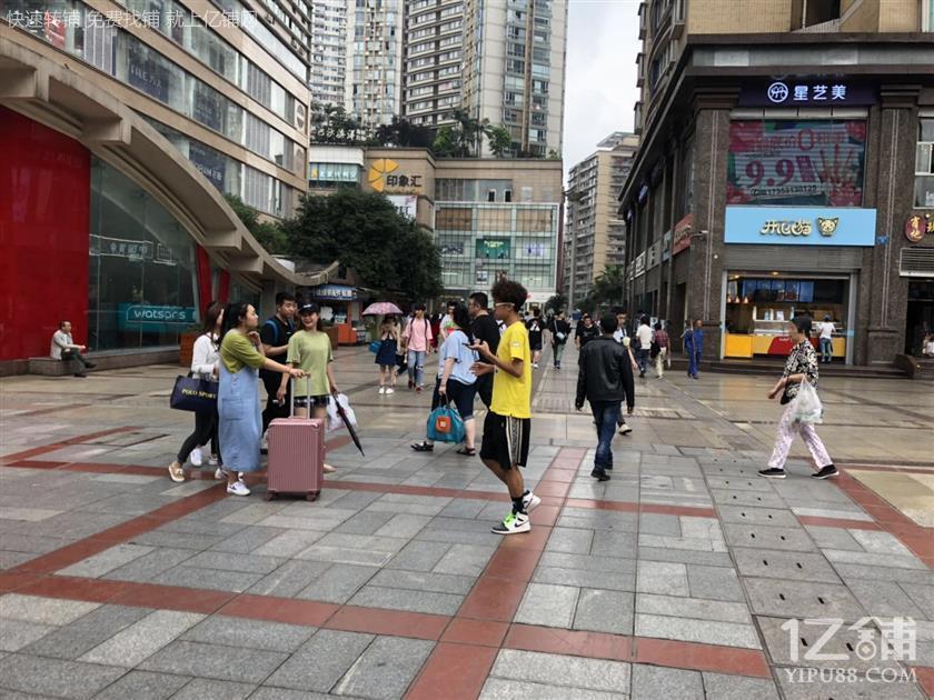 三峡广场16m²小吃店低价转让