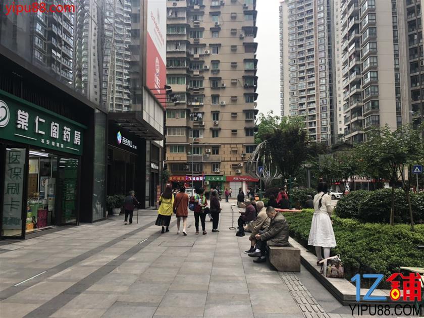 商圈盈利餐饮店免3个月租金急转(可空转)