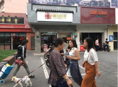 沿街  重餐饮商铺转让(一房东)