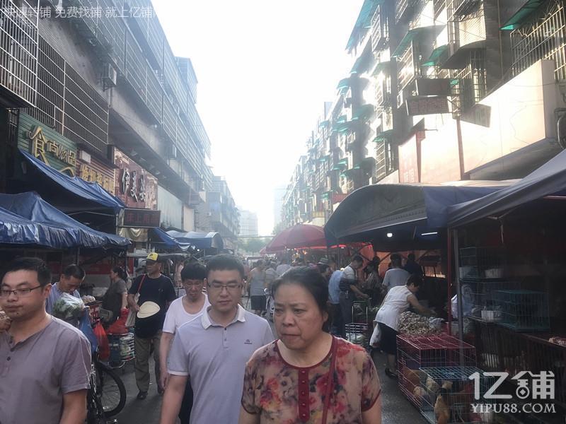 (可空转)成熟市场30㎡临街门面转让或转租