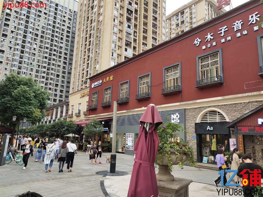 大学城熙街核心独栋酒吧餐饮急转