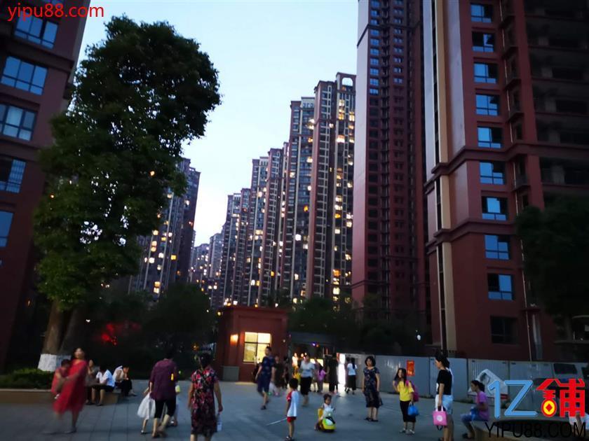 成熟高档小区入口+公园入口60㎡超市