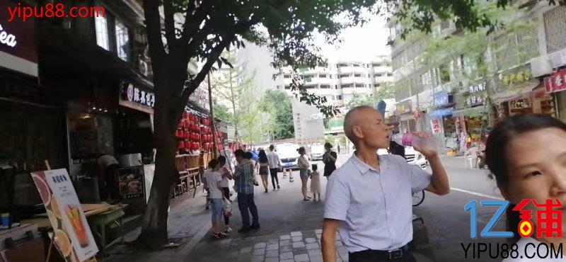 宽窄巷子 超低房租 全天客流量+三通+全业态  旺铺优转