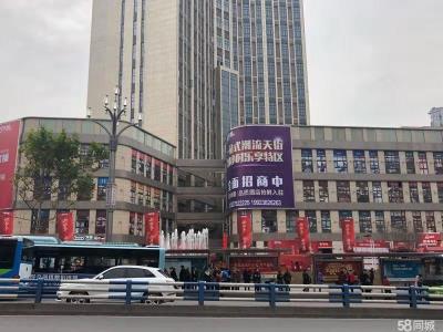 大型商业街商铺出租(位置好,租金可谈)