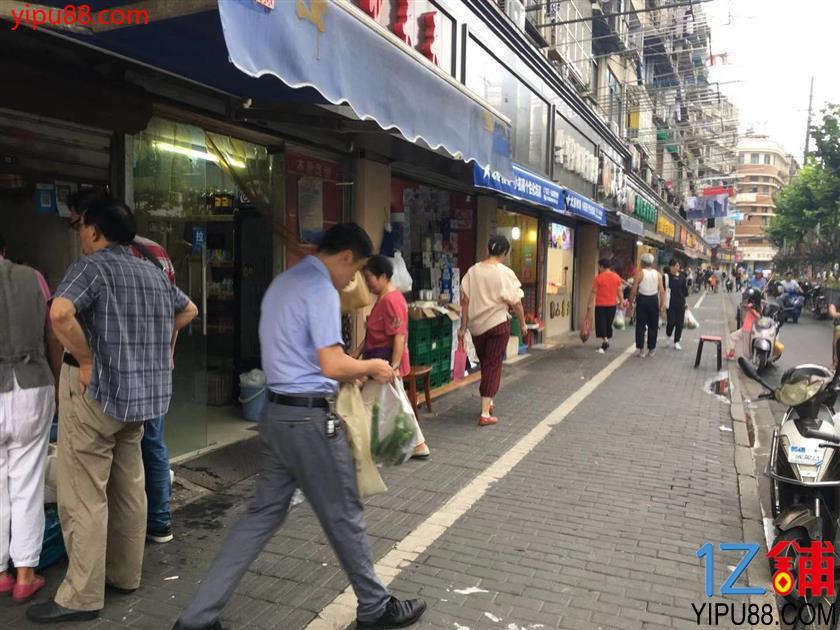 中医院旁 沿街商铺空转(可轻餐)