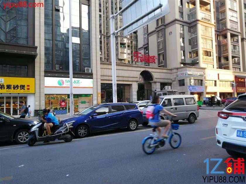 优价急转主街道十字路口30㎡旺铺(可空转)
