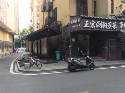 文艺路众多写字楼附近100㎡餐饮店低价转让
