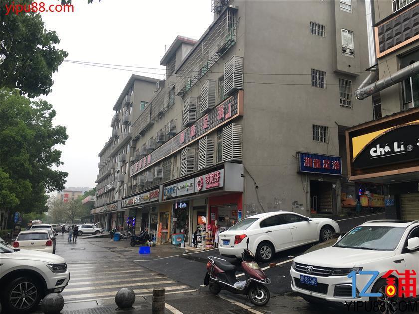 大学旁临街170㎡经营6年品牌餐饮店转让(可空转)