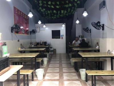 学校+小区47㎡餐饮店转让