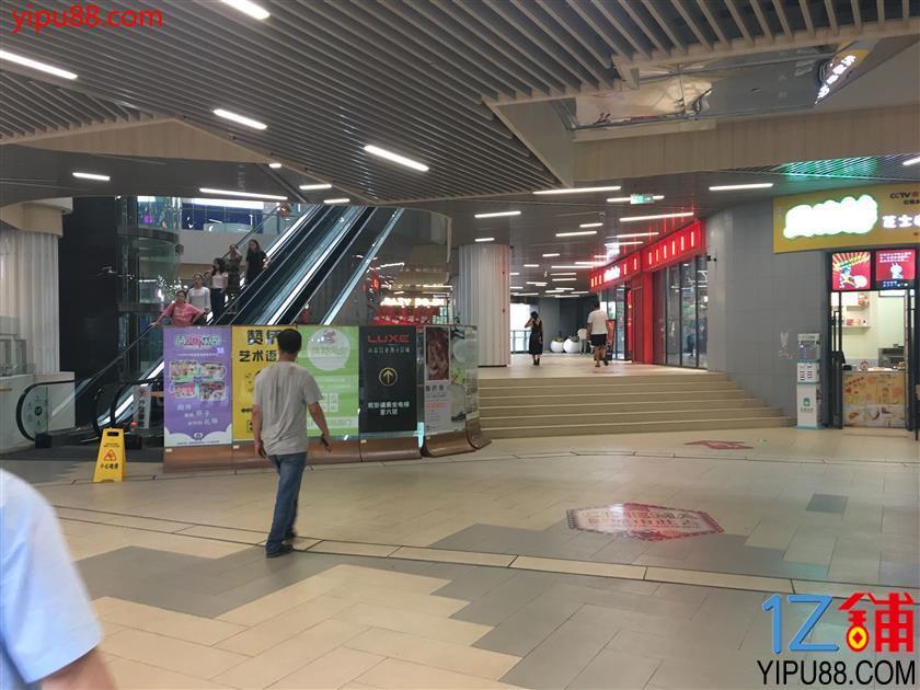杨家坪商场入口转角位置低价急转