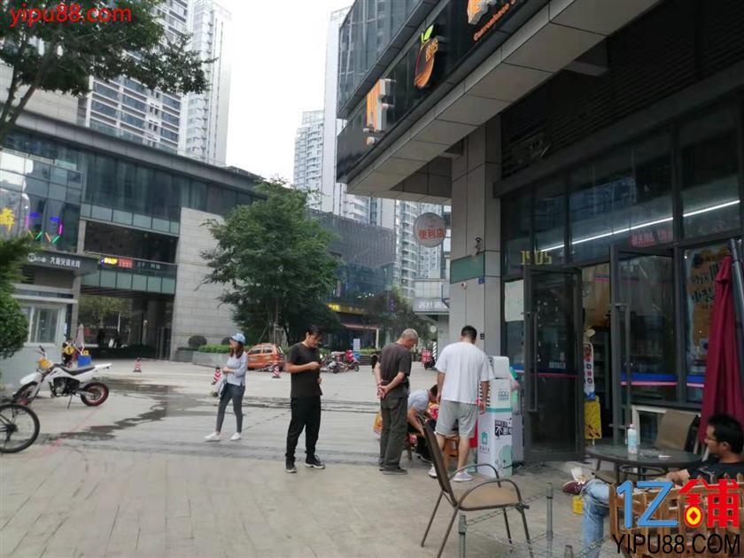 锦江468云玺  三面来客  出口第一家便利店优转(带证)