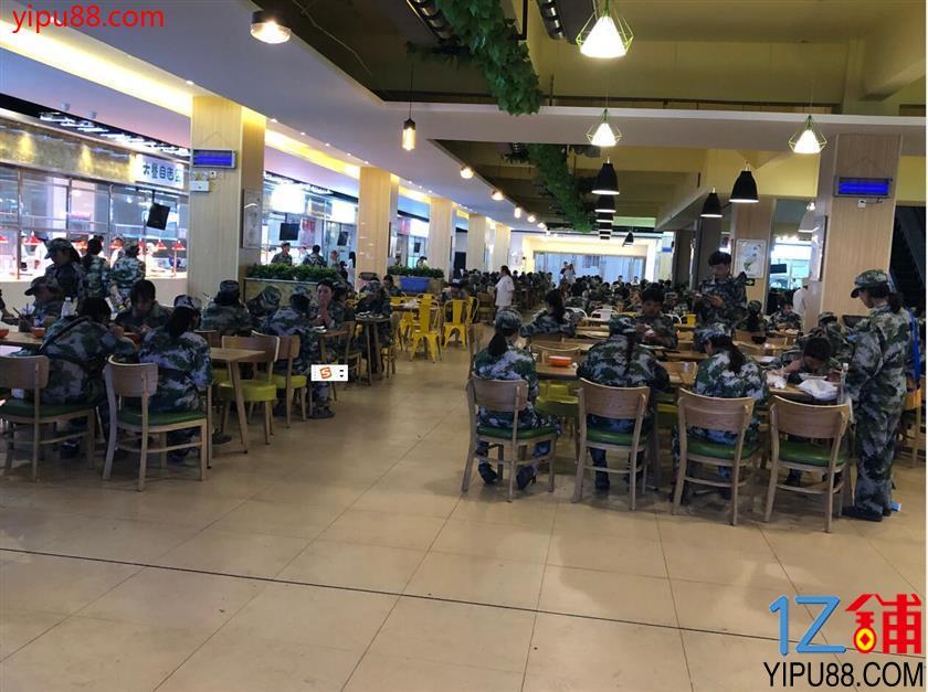 学校食堂超市20㎡空位对外招租(无转让费)