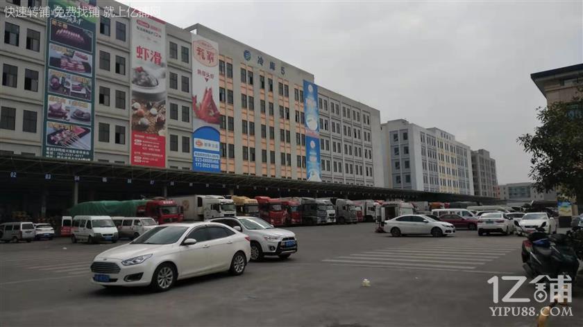 重庆最大冻品市场唯一就餐场所餐饮门面转租