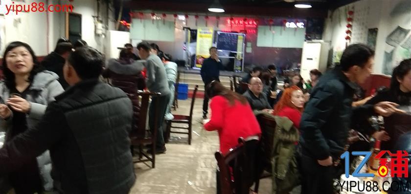 宏声路公交车站台三通餐馆转让