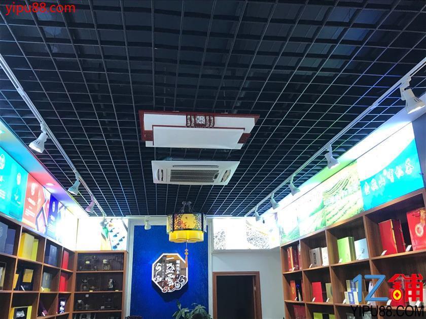 成熟商场一楼60㎡茶叶店转让