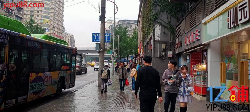 天星桥临街旺铺3.6万急转!(除餐饮外行业不限)