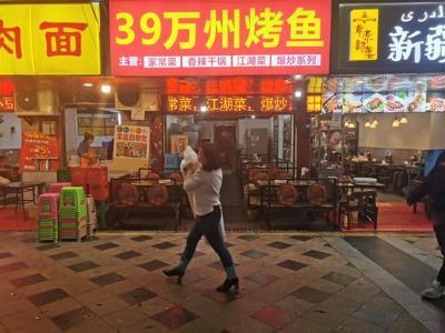 杨家坪餐饮街5.8万低价转让