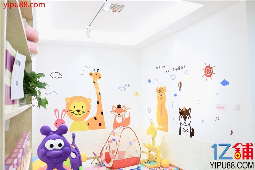 品牌盈利婴儿游泳馆(诚招合伙人)