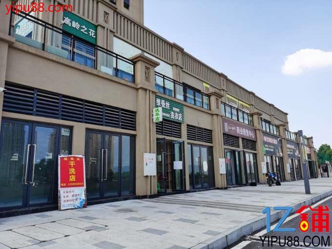 13栋成熟高层小区出入口外摆商铺招商