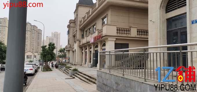 茶园首个网红街区全城招商业态不限