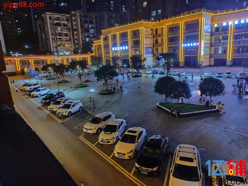 渝北西政大学湖山广场街铺招商