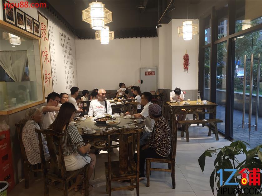 十字路口+大型社区旁餐饮店急转!(可外摆)