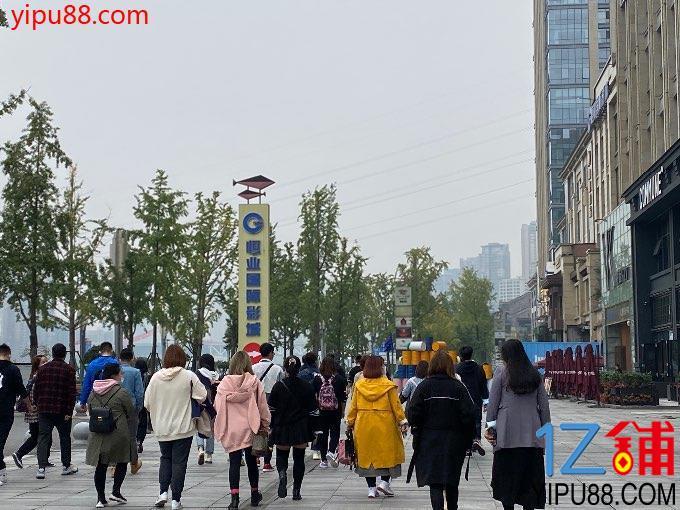 (招商中心)江北区鎏嘉码头 唯一看江 套内420平