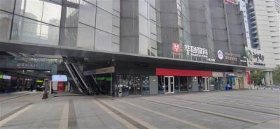 嘉州协信中心大开间街铺出租